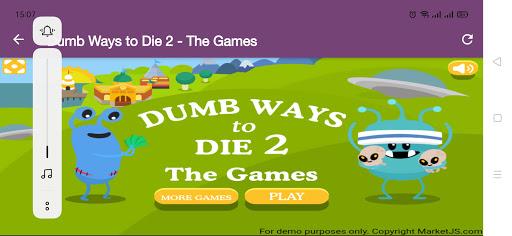 Code Triche Dumb Ways To Die (Astuce) APK MOD screenshots 1