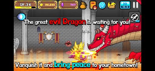 Tap Knight : Dragon's Attack  screenshots 24