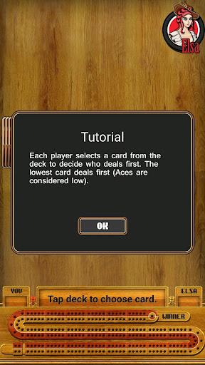 Cribbage Club (free cribbage app and board) screenshots 5