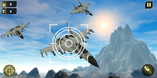 Military Missile Launcher:Sky Jet Warfare 1.0.8 screenshots 6