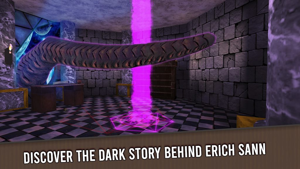 Evil Erich Sann: The death zombie game. poster 2