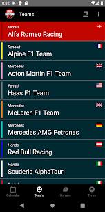 Racing Calendar 2021 (No Ads) 3.3 Apk 4