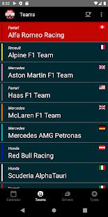 Racing Calendar 2021 (No Ads)