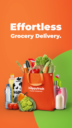 HappyFresh: Grocery, Food Delivery Online Shopping 3.33.1 screenshots 1