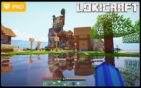 Lokicraft 2 : New Building Crafting 2021 1.0.0 Screenshots 9