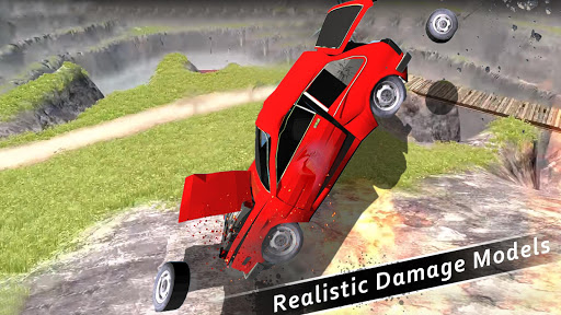 Car Crash Test Simulator 3d: Leap of Death 1.6 Screenshots 8
