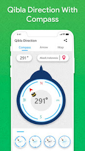 Qibla Finder: Find 100% Accurate Qibla Direction 2.5 Screenshots 6