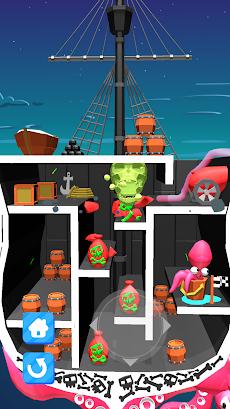 クラーケン - 脱出パズルゲームのおすすめ画像4