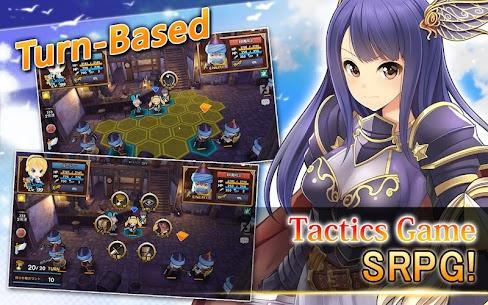 Tactics Land (SRPG) Mod Apk (High HP/MP/Damage) 3