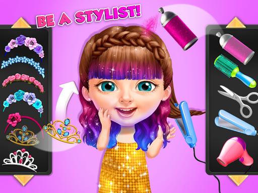 Sweet Baby Girl Summer Fun 2 - Sunny Makeover Game Apkfinish screenshots 12