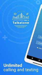 Talkatone Premium APK Latest Version 2021** 1