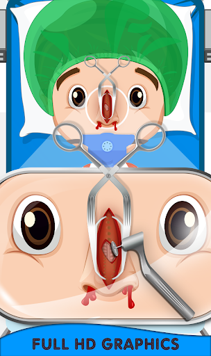 New Surgery Game - Free Doctor Games 2020 1.1.5 screenshots 2