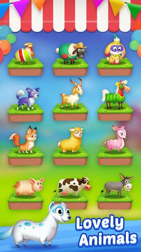 Solitaire - My Farm Friends apktram screenshots 6