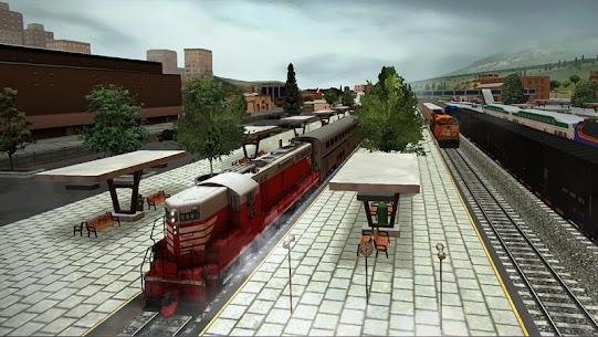 Train Simulator PRO 2018 v1.5 MOD (Money, Diamond) APK 2