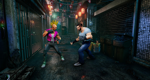 Final fight: martial arts kung fu street fight  screenshots 1
