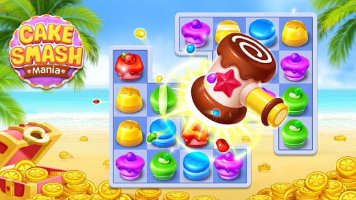 Cake Smash Mania - Swap and Match 3 Puzzle Game 3.0.5050 screenshots 6