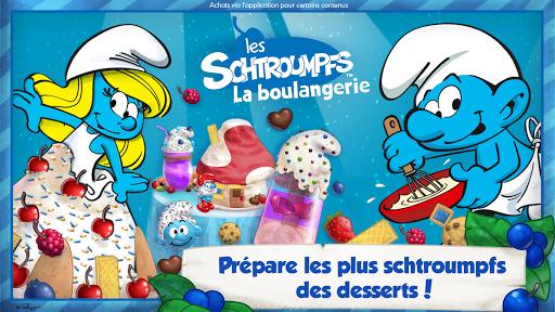 Code Triche La Boulangerie des Schtroumpfs APK Mod screenshots 1