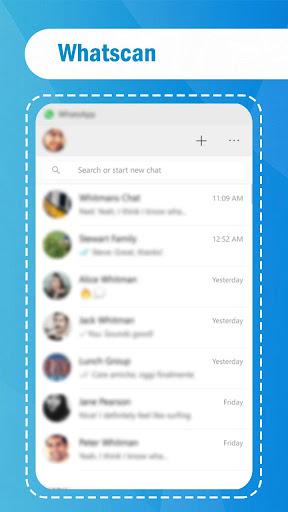 Whatscan Web: QR Code Scanner & whats web apktram screenshots 7