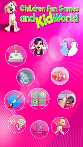 Children Fun Games & Kid World 201117 screenshots 1