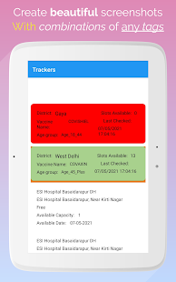 Cowin Slot Tracker