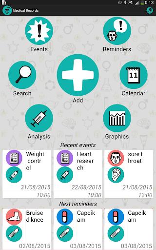 Download APK: EHR / EMR Health records v2.5 [Unlocked]