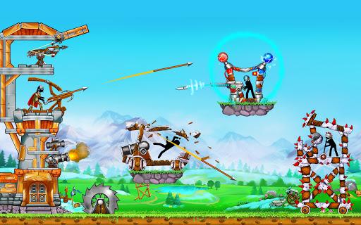 The Catapult 2: Grow Castleu30fbTower Defenseu30fbStickman goodtube screenshots 13