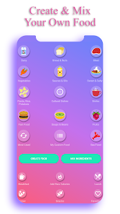 Calorie Counter - EasyFit free Screenshot