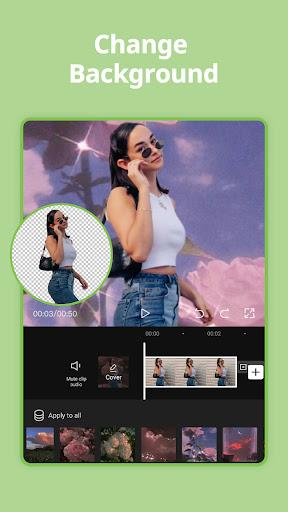 CapCut - Video Editor android2mod screenshots 14