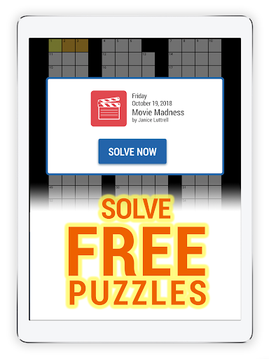Daily POP Crosswords: Daily Puzzle Crossword Quiz screenshots 9