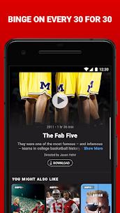 ESPN Apk Download Free NEW 2021 5