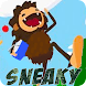 Sneaky Sasquatch Walkthrough Arcade Game