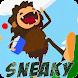 Sneaky Sasquatch Walkthrough Arcade Game