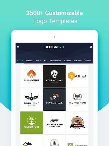 DesignEvo - Logo Maker 1.0.5 Screenshots 6