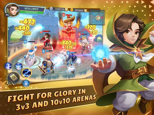 Oath of Glory - Action MMORPG apkdebit screenshots 14