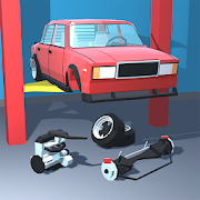 Retro Garage - Car mechanic simulator