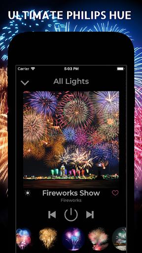 Lighter for Philips Hue Lights : Best Light Scenes 1.0.99.0 Screenshots 1