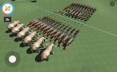 Animal Epic Battle Simulatorのおすすめ画像1