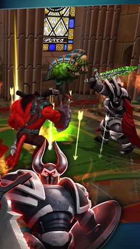 HEROES OF DESTINY – RPG, raids chaque semaine APK MOD – ressources Illimitées (Astuce) screenshots hack proof 2