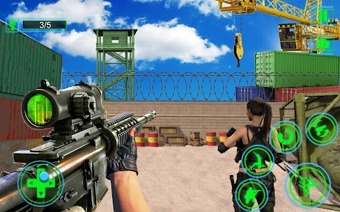 Unknown Modern Commando Action Game Game Hack Android and iOS 3
