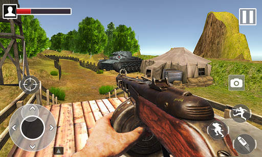 World War 2 FPS Shooting Gamesu2013 WW2 Battle Combat 1.0.1 screenshots 3