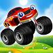 モンスタートラックの子供のゲーム - Androidアプリ
