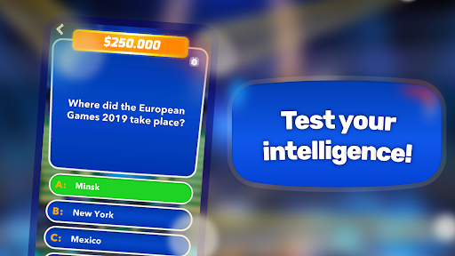 Millionaire 2021 - Trivia & Quiz 1.4 screenshots 2