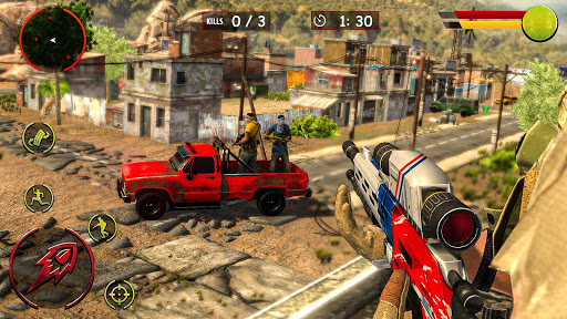 Sniper Gun: IGI Mission 2020 | Fun games for free  screenshots 12