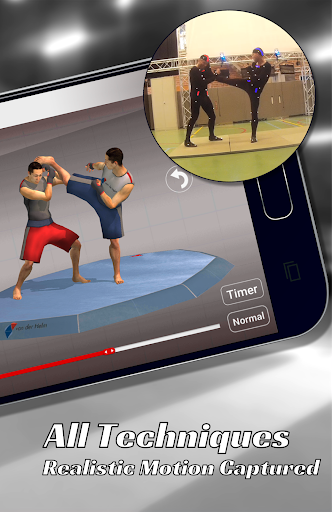 Fighting Trainer - Learn Martial Arts at Home Apkfinish screenshots 2