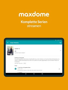 maxdome Screenshot