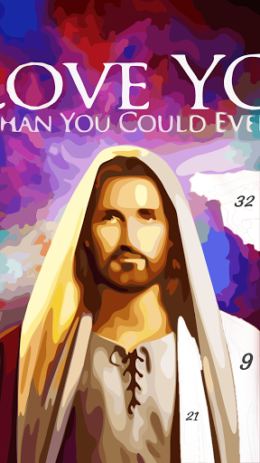 Bible Paint-Color by Number, OilPainting by Number  screenshots 1