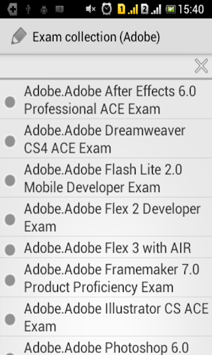 Exam collection (Adobe) For PC Windows (7, 8, 10, 10X) & Mac Computer Image Number- 5