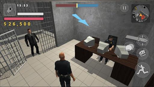 Police Cop Simulator. Gang War  Screenshots 7