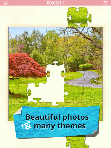 Jigsaw Puzzles Real  screenshots 9