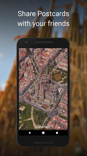 Download Google Earth mod apk 2